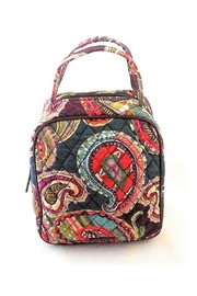 Vera Bradley Heirloom Paisley Lunch-Bunch - Product Mini Image