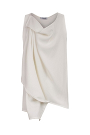 Helena Jones Draped Top - Product Mini Image