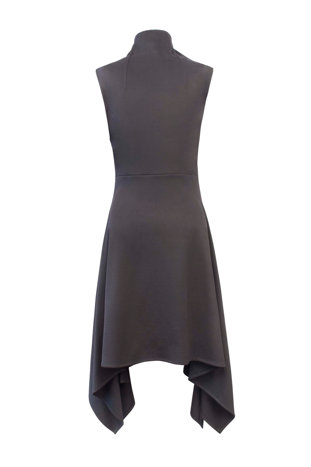 Helena Jones Fitted Jersey Dress - Front Full Image