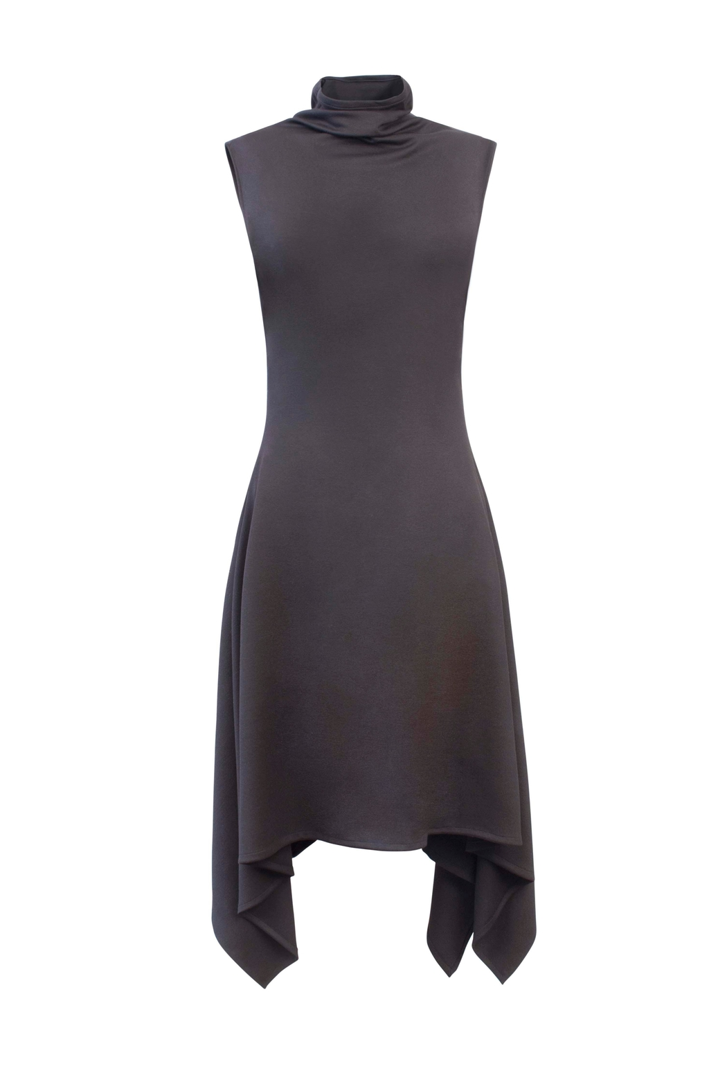 Helena Jones Fitted Jersey Dress - Main Image