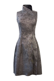 Helena Jones Foil Sheath Dress - Product Mini Image