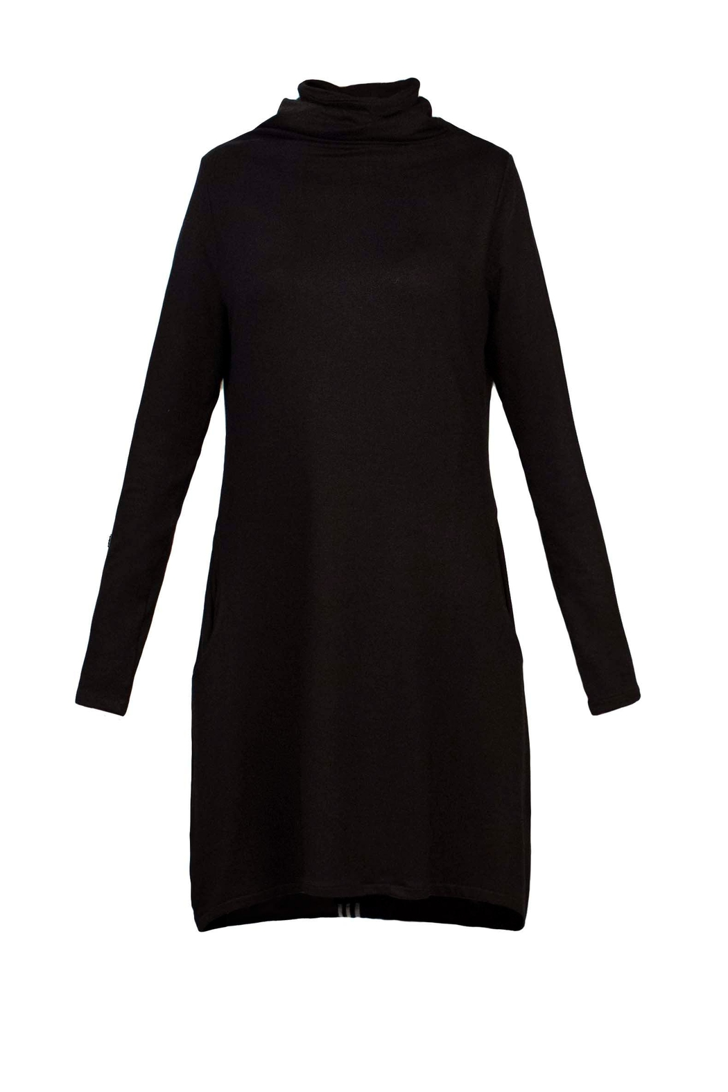 Helena Jones French Terry Dress - Front Full Image