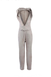Helena Jones Hooded Jumpsuit - Front cropped