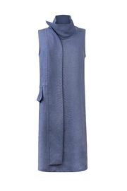 Helena Jones Linen Dress - Product Mini Image