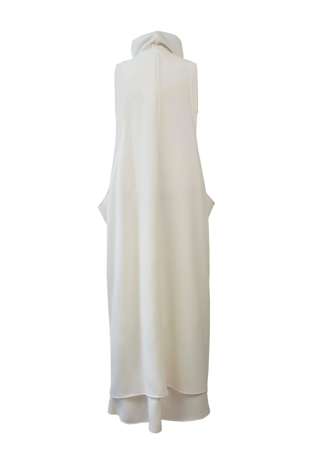 Helena Jones Maxi Layered Dress - Front Full Image