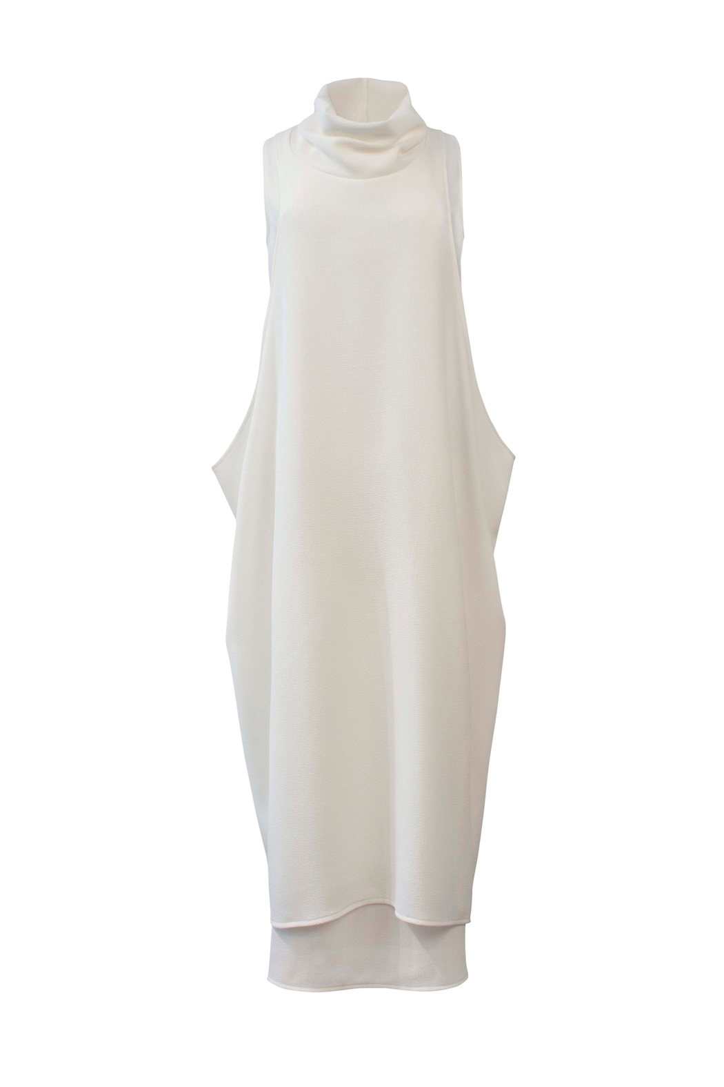 Helena Jones Maxi Layered Dress - Main Image