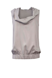 Helena Jones Sleeveless Hooded Top - Product Mini Image