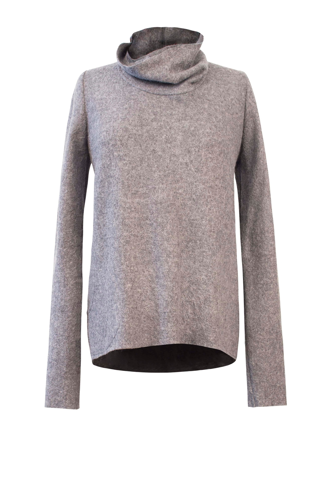 Helena Jones Wool Pullover - Front Cropped Image