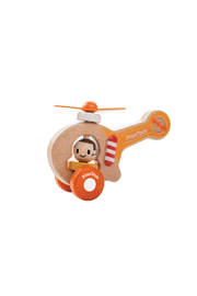 Plan Toys Helicopter - Product Mini Image