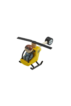 Shoptiques Product: Helicopter With Pilot