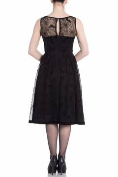 Hell Bunny Amarande Webs Dress - Alternate List Image