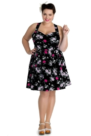Hell Bunny Belinda Black Floral - Product Mini Image