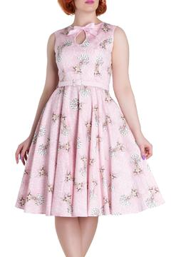 Hell Bunny Deery Me Dress - Alternate List Image