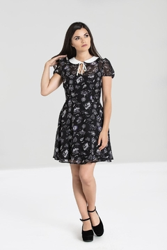 Hell Bunny Elspeth Collared Dress - Product List Image