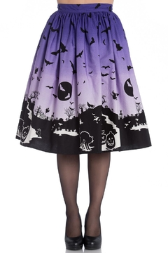 Hell Bunny Haunt Skirt - Product List Image