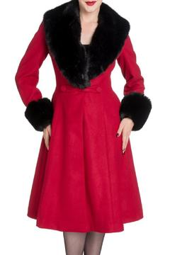 Shoptiques Product: Hell Bunny Coat