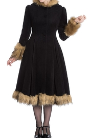 Hell Bunny Isadora Coat - Front cropped