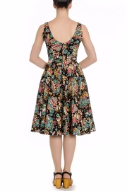 Hell Bunny Monte Carlo Dress - Front full body