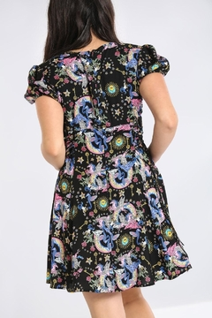 Hell Bunny Moondance Dress - Alternate List Image