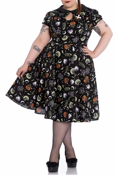 Hell Bunny Salem 50's Dress - Alternate List Image