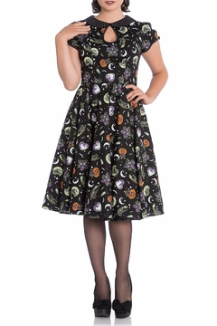 Hell Bunny Salem 50's Dress - Product List Image