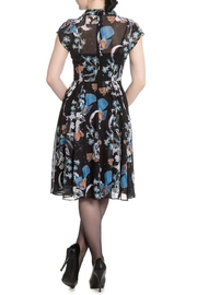 Hell Bunny Starry Night Dress - Front full body