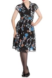 Hell Bunny Starry Night Dress - Product Mini Image