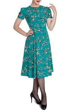Hell Bunny Vintage-Style Birdy Dress - Product List Image