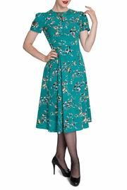 Hell Bunny Vintage-Style Birdy Dress - Product Mini Image