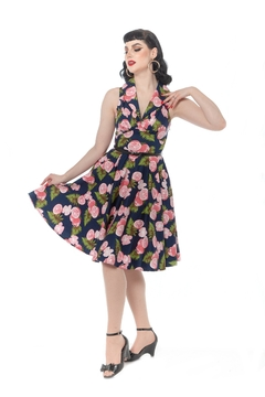 Rebel Love Clothing Hello-Darling Grapefruit Dress - Product List Image