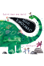 Penguin Books Hello, Dinosaurs! - Front cropped
