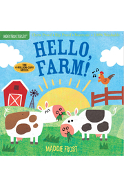 Workman Publishing Hello Farm! Indestructibles - Product Mini Image