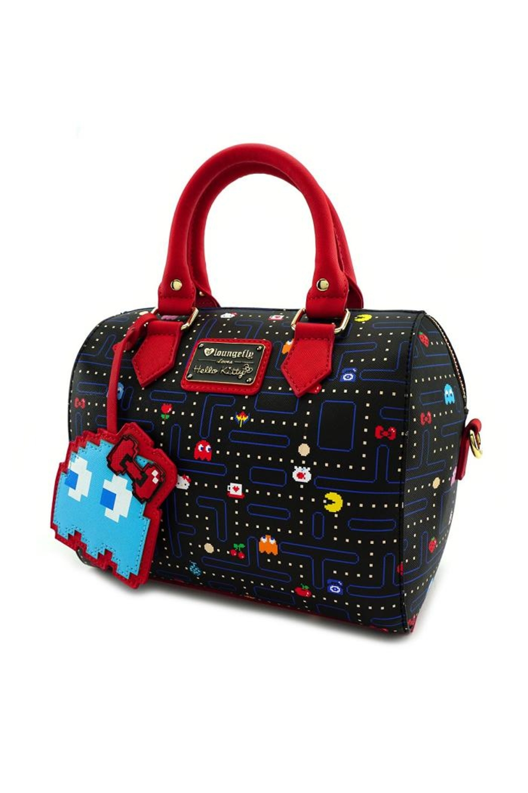 Loungefly Hello-Kitty Pac-Man Purse from Omaha by Daisy Jones ... 6035e378b3079