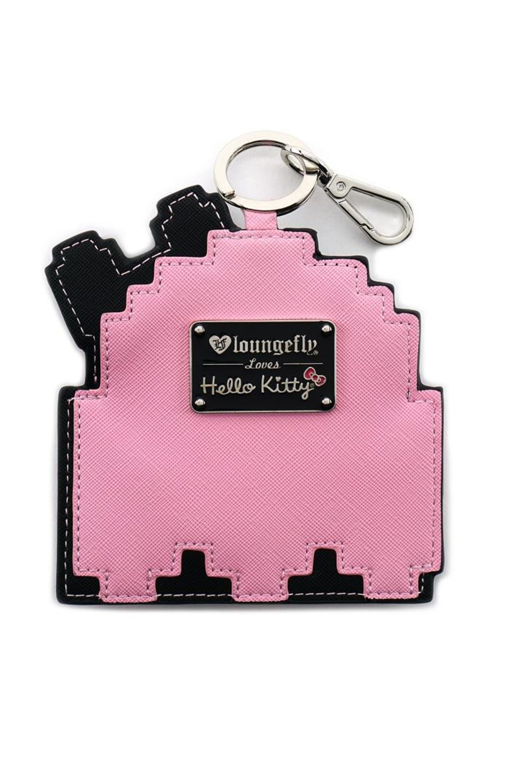 Loungefly Hello-Kitty Pinky Coin-Pouch - Front Full Image