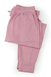 Hello Mello Best Day Ever Pnk Pant - Front cropped