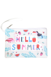 Lyn -Maree's Hello Summer Bag - Front cropped