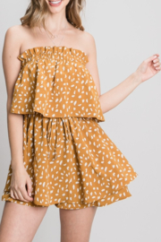 Allie Rose Hello Summer romper - Front cropped