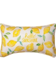 MWW Hello Sunshine Pillow - Product Mini Image