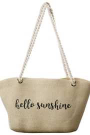 Tickled Pink Hello Sunshine Tote - Product Mini Image