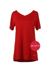 Hello Mello Hm Dream Tee - Red - Product Mini Image