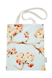 Hello Sunday Apole Blossom Totebag - Front cropped