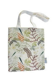 Hello Sunday Dragonfly Totebag - Front cropped