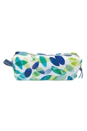 Hello Sunday Watercolor Leaf Pouch - Product Mini Image