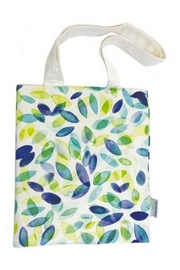 Hello Sunday Watercolor Leaf Totebag - Product Mini Image