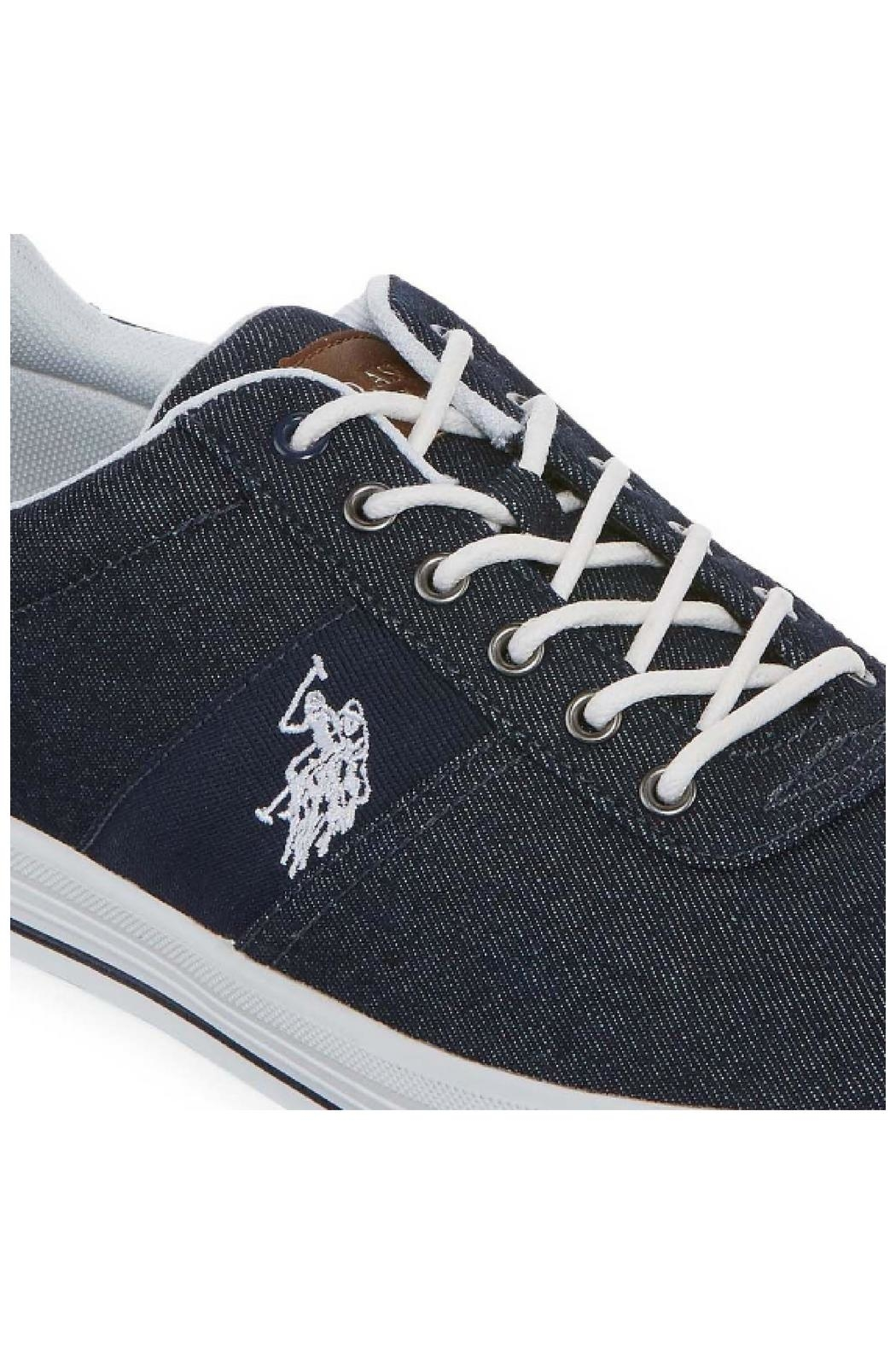 Beverly Hills Polo Club Helm Oxford Shoe - Front Cropped Image
