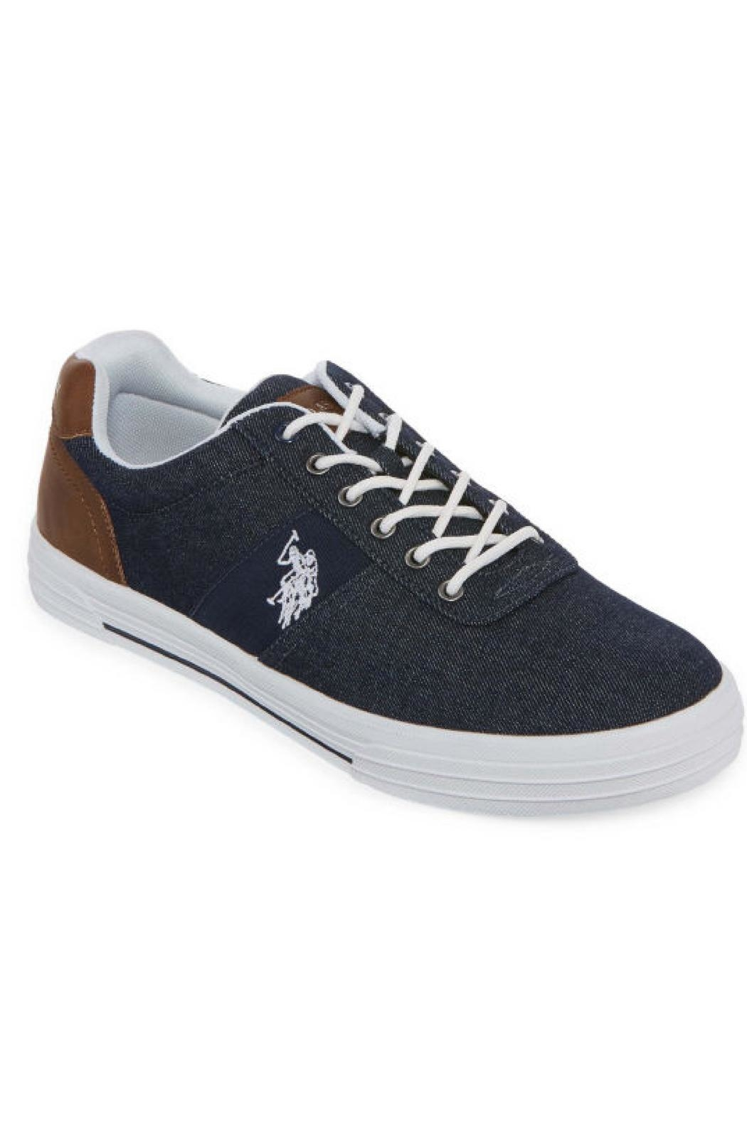 Beverly Hills Polo Club Helm Oxford Shoe - Front Full Image