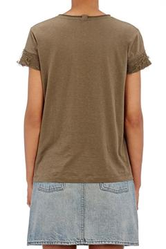 Shoptiques Product: Raw Edge Tee