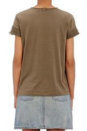 Helmut Lang Raw Edge Tee - Side cropped