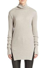 Helmut Lang Ribbed Turtleneck Sweater - Product Mini Image