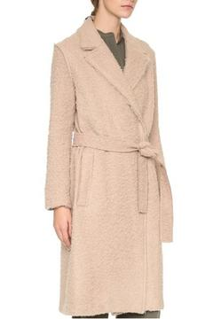 Shoptiques Product: Shaggy Wool Coat